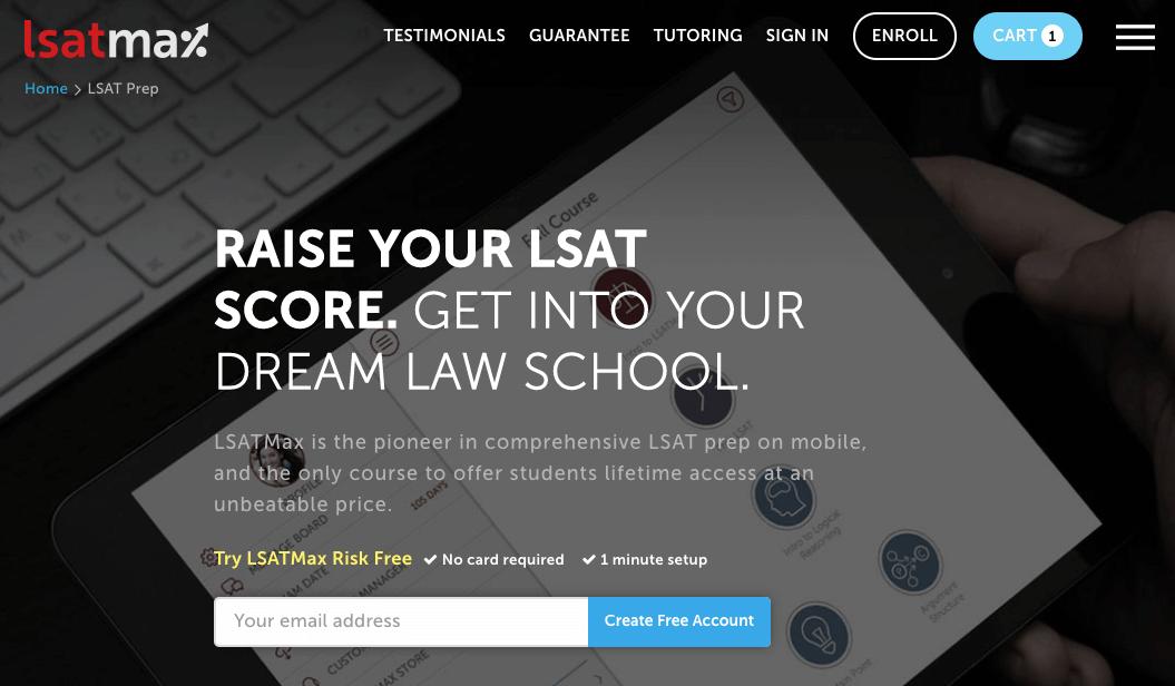 lsatmax lsat tutoring online